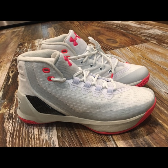 Under Armour Ua Gs Curry 3 Size 6y